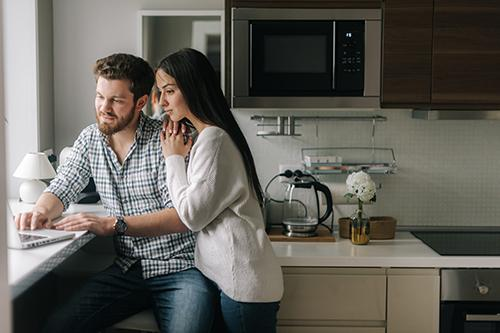 Dealing with a Spouse's Credit Issues